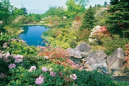 赤城自然園 「無料」招待券プレゼント中!伊香保温泉から車で約35分